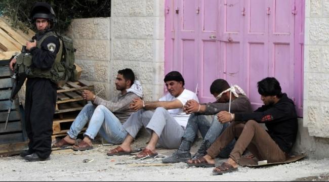 اعتقال 1195 فلسطينيا و 128 أمرا إداريا خلال أكتوبر