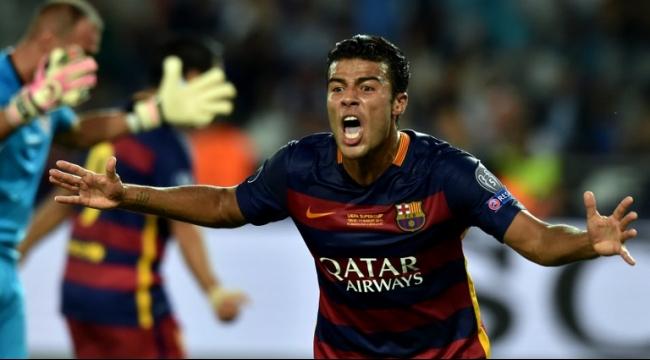 برشلونة يتوصل لاتفاق لتمديد عقد رافينيا حتى 2020