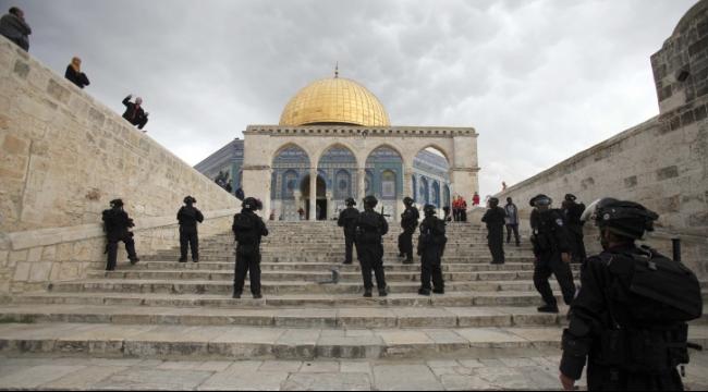 الشرطة تمنع أعضاء الكنيست رسميا من دخول الحرم المقدسي