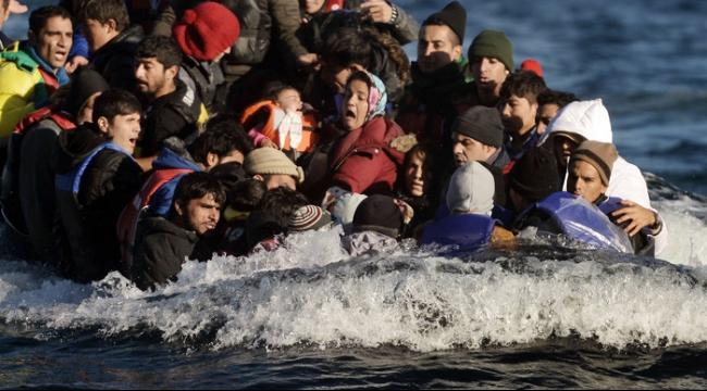 اليونان:  غرق 4 وفقدان 6 مهجرين