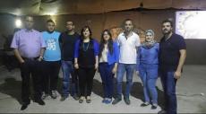 جنين: التجمّع الطلابي يُدين إغلاق حاجز الجلمة
