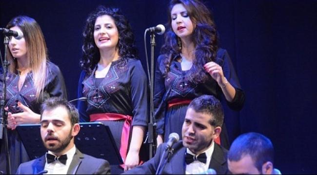 """الناصرة: جوقة سراج الراماوية تبدع بعرضها """"يا مروح بلدك"""""""