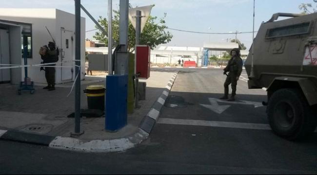 الاحتلال يغلق حاجز الجلمة حتى إشعار آخر