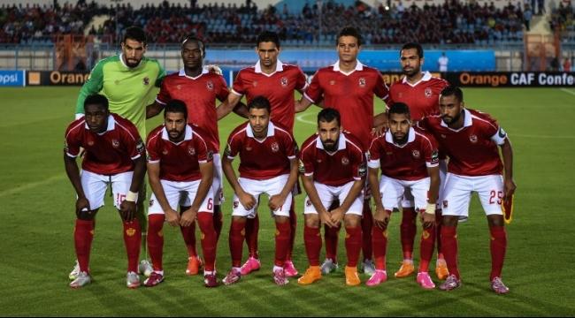 الأهلي المصري يقيم معسكره التدريبي في دبي