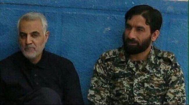 مقتل ضابط الحرس الثوري سليماني في سوريا