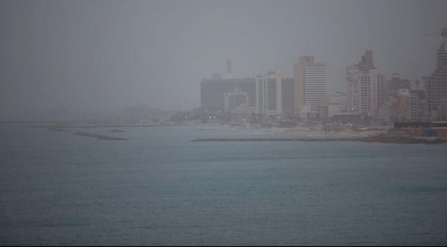أحوال جوية عاصفة وارتفاع نسبة التلوث في كافة أنحاء البلاد
