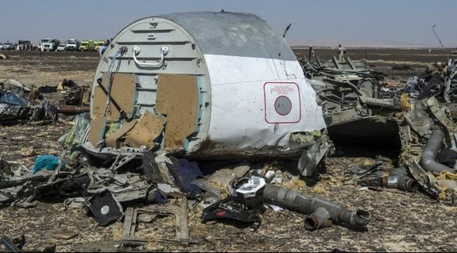 صور أقمار صناعية تدحض إصابة الطائرة الروسية بصاروخ