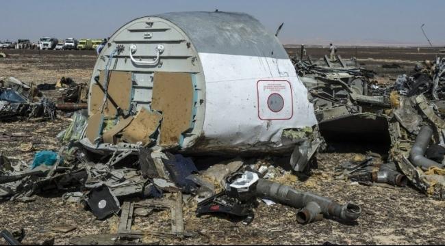 تقديرات: الطائرة الروسية تحطمت جراء انفجار