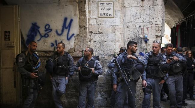 القدس: تسريح 300 من عناصر حرس الحدود كدفعة أولى