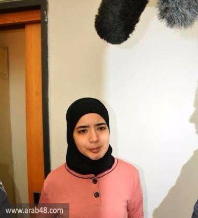الناصرة: الإفراج عن إسراء عابد وتحويلها للحبس المنزلي