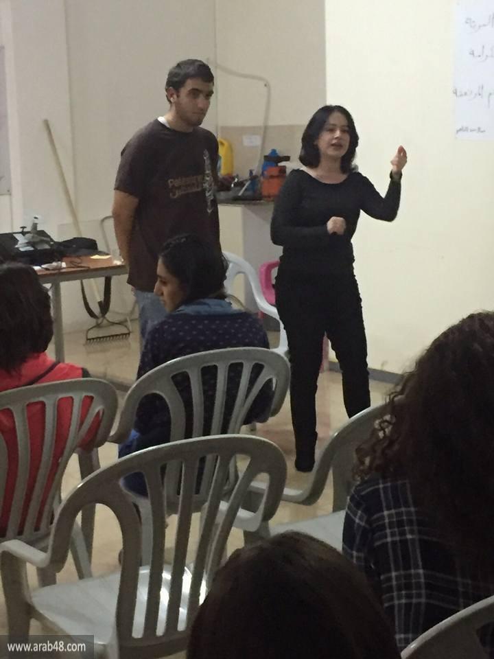 طمرة: شبيبة التجمع تنظّم ندوة إحياء لذكرى مجزرة كفر قاسم