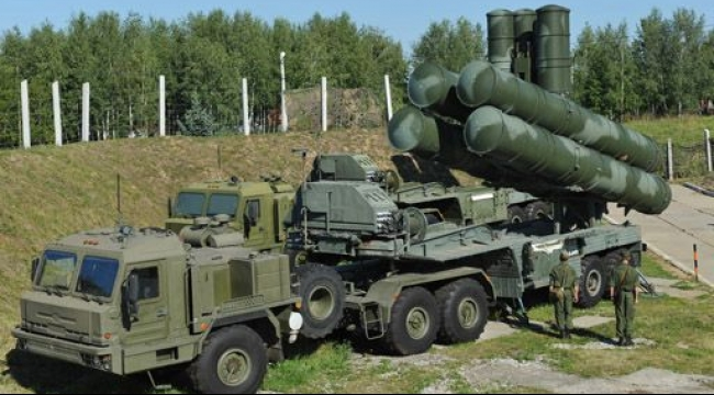 روسيا أرسلت إلى سوريا أنظمة دفاع جوي