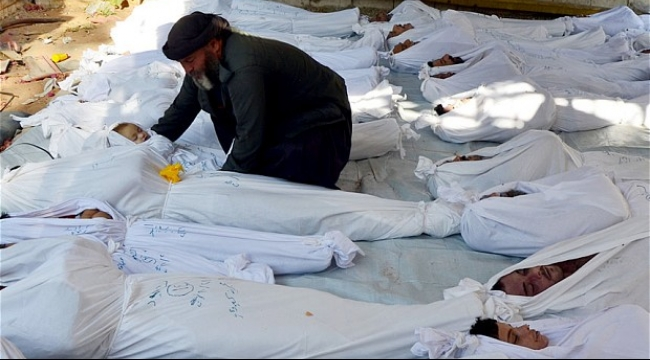 تقرير سرّي للأمم المتحدة: السلاح الكيماوي استخدم في سوريا