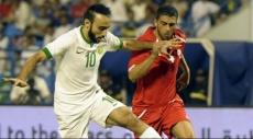 المنتخب السعودي يغادر إلى الأردن لملاقاة نظيره الفلسطيني