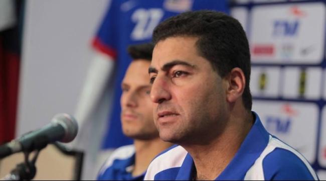 بركات: نسعى لتحقيق الفوز وإسعاد شعبنا الفلسطيني