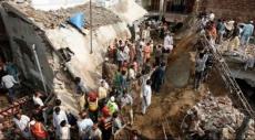 ارتفاع حصيلة قتلى انهيار حي الصوفي بمصر إلى 11 قتيلًا