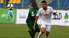 المنتخب الفلسطيني يتعادل سلبياً أمام نظيره السعودي