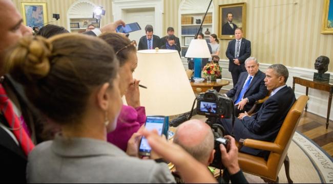 أوباما لنتنياهو: أمن إسرائيل على رأس سلم الأولويات