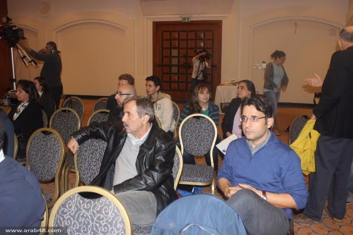 الناصرة: اختتام مؤتمر دور فلسطينيي الداخل في المشروع الوطني