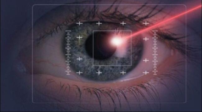 تقنية جديدة تتابع حركة العينين لدى الانسان
