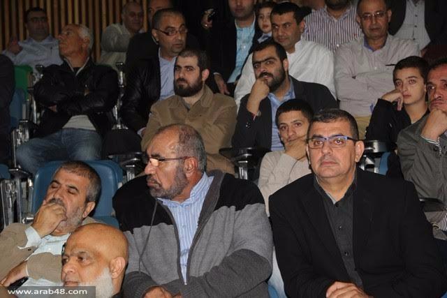 أم الفحم: اللجنة الشعبية تنظّم أمسية تضامن مع الشيخ رائد صلاح