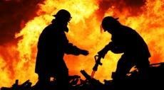 حيفا: انبعاثات سامة بسبب حريق في مكب للنفايات المعدنية