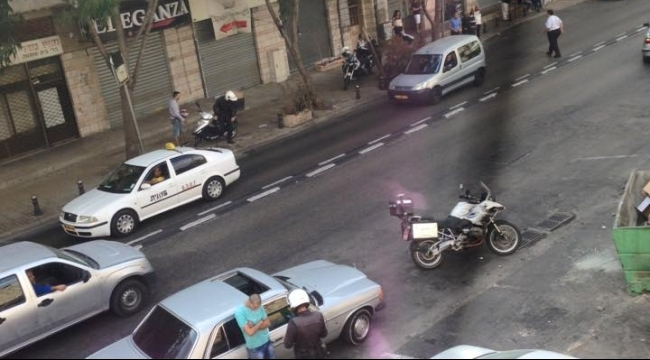 الناصرة: إطلاق وابل من الرصاص في خلة الدير