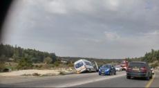 إصابات بحادثي طرق قرب الناصرة وسخنين