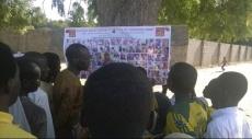 بوكو حرام دمرت 1100 مدرسة هذا العام