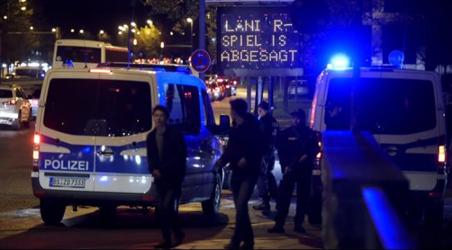 أنباء عن العثور على شاحنة مفخخة قرب ملعب هانوفر