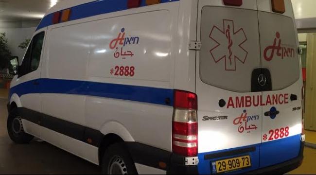 مجد الكروم: إصابة خطيرة لشاب جراء إطلاق نار