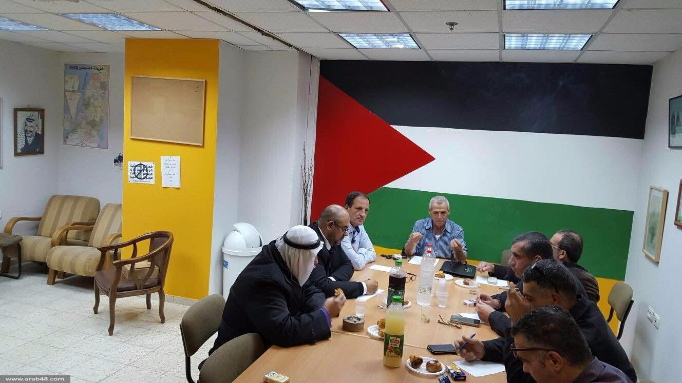 اللجنة الشعبيّة في أم الفحم تدعو لإنجاح الإضراب العام والمظاهرة القطريّة