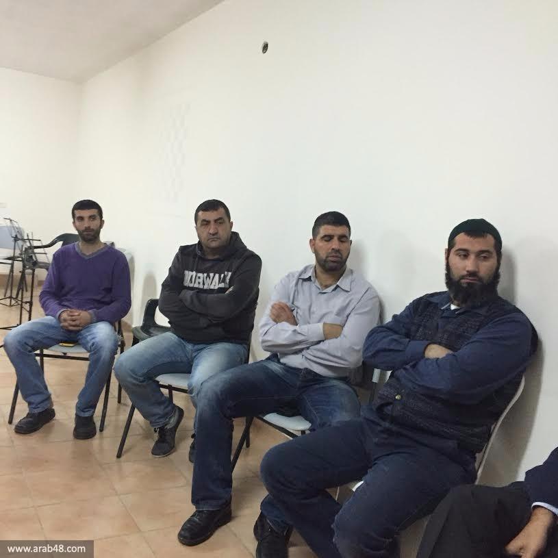اللجنة الشعبية في مجد الكروم تستنكر حظر الإسلامية