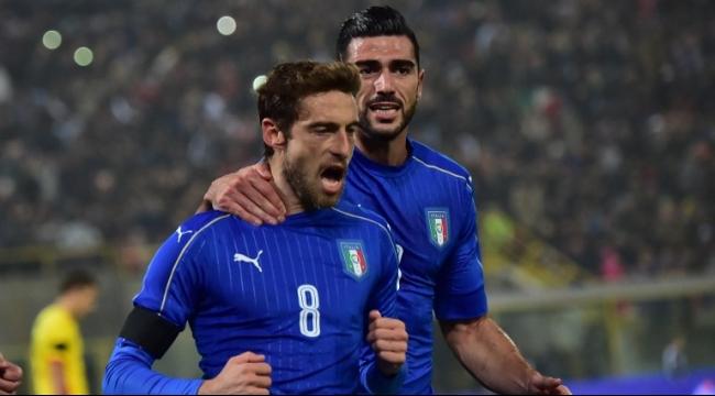 إيطاليا ورومانيا تتعادلان ودياً بهدفين لكليهما