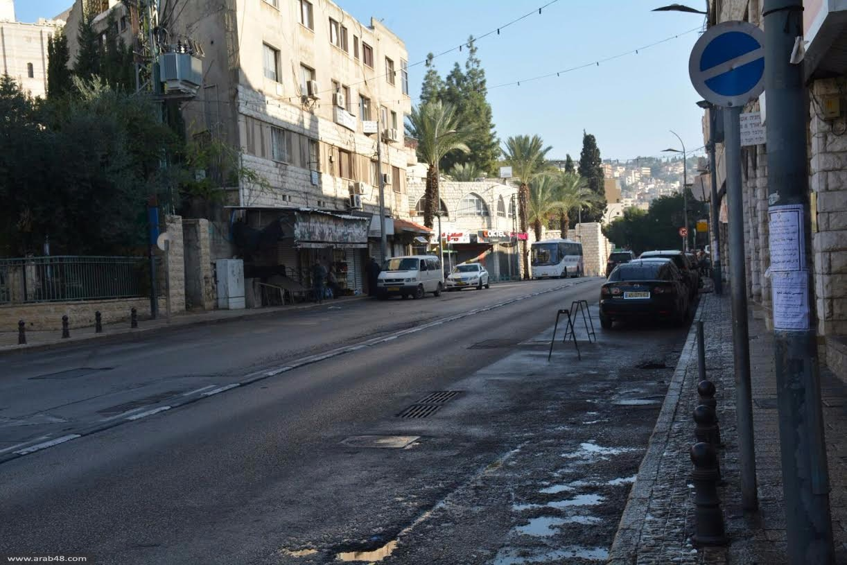 الناصرة: التزام بالإضراب احتجاجا على حظر الحركة الإسلامية