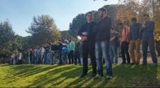 حيفا: وقفة احتجاجية ضد حظر الإسلامية في التخنيون