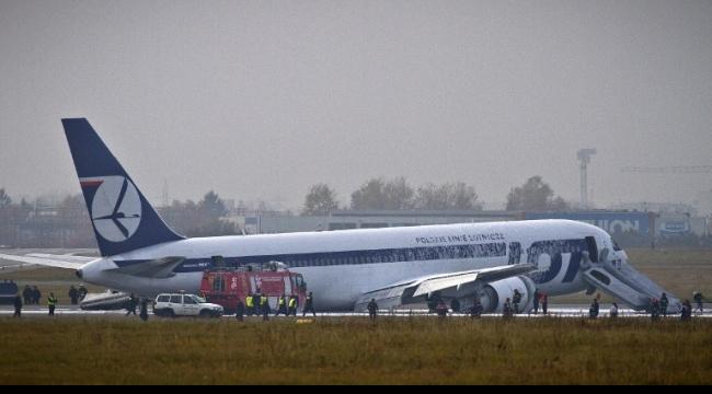 طائرة بولندية تهبط اضطراريًا في هنغاريا بسبب إنذار قنبلة