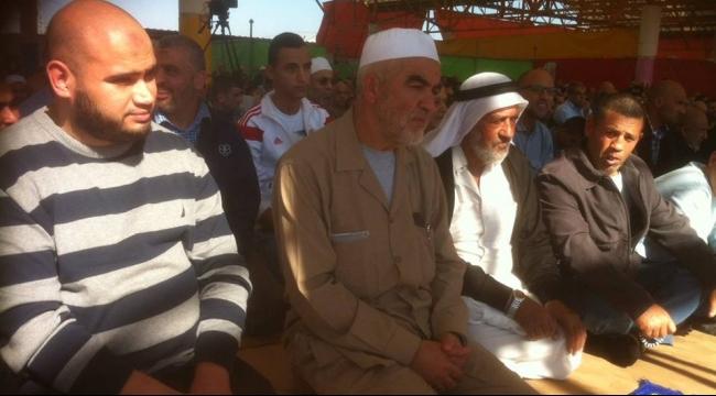 الشيخ رائد صلاح: ماضون في طريقنا