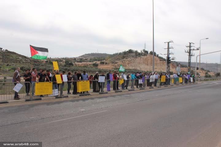 تظاهرة في الشاغور احتجاجا على حظر الحركة الإسلامية