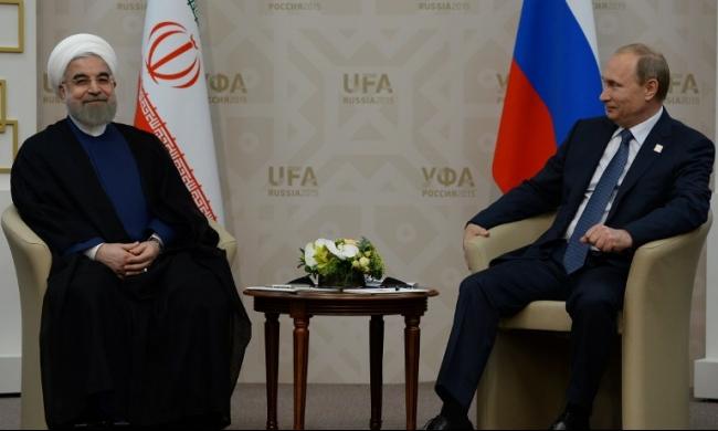 بوتين يصل إيران ويرفع الحظر عن تصدير معدّات اليورانيوم إليها