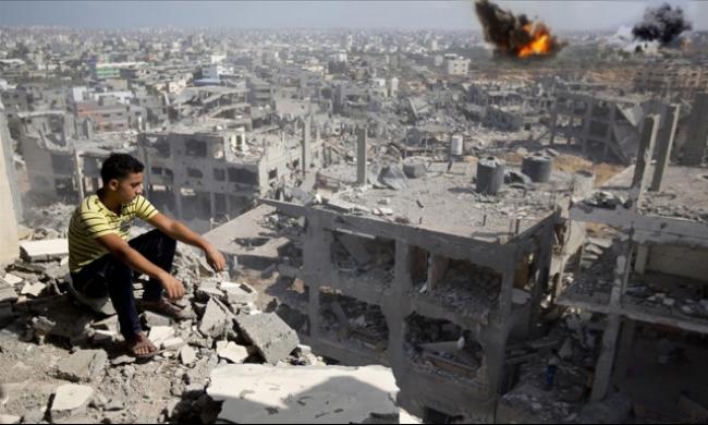 مذكرة ضد إسرائيل في الجنائية الدولية