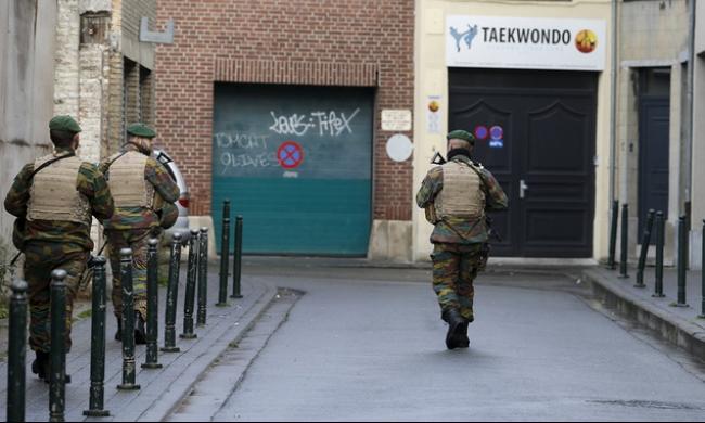 بروكسل: اعتقال 16 شخصا ليس بينهم المتهم باعتداءات باريس