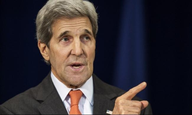 كيري يعقد اجتماعات لبحث توحيد المعارضة السورية
