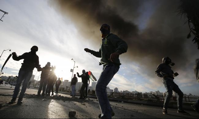 طولكرم: 12 إصابة بالرصاص الحي والمطاطي بمواجهات