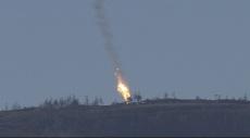 الطائرة الروسية أصيبت داخل سوريا بعد توغلها في المجال الجوي التركي