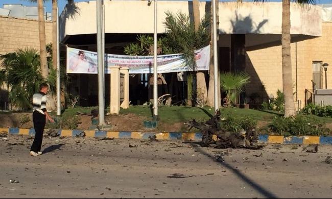ارتفاع حصيلة القتلى تفجير فندق سويس إن إلى سبعة