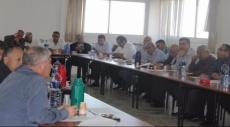 فسوطة: سكرتارية القطرية تُوصي بتصعيد الإجراءات حتى تحقيق المطالب