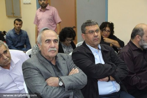 الطيبة: مهرجان احتجاجي على حظر الحركة الإسلامية
