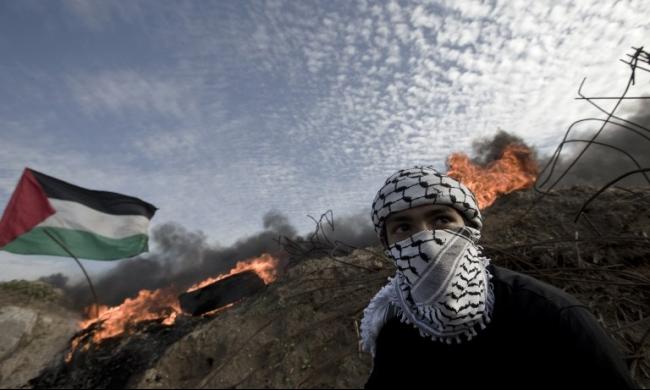 إصابة ١١ مواطنًا بالرصاص الحي خلال مواجهات مع الاحتلال بغزة