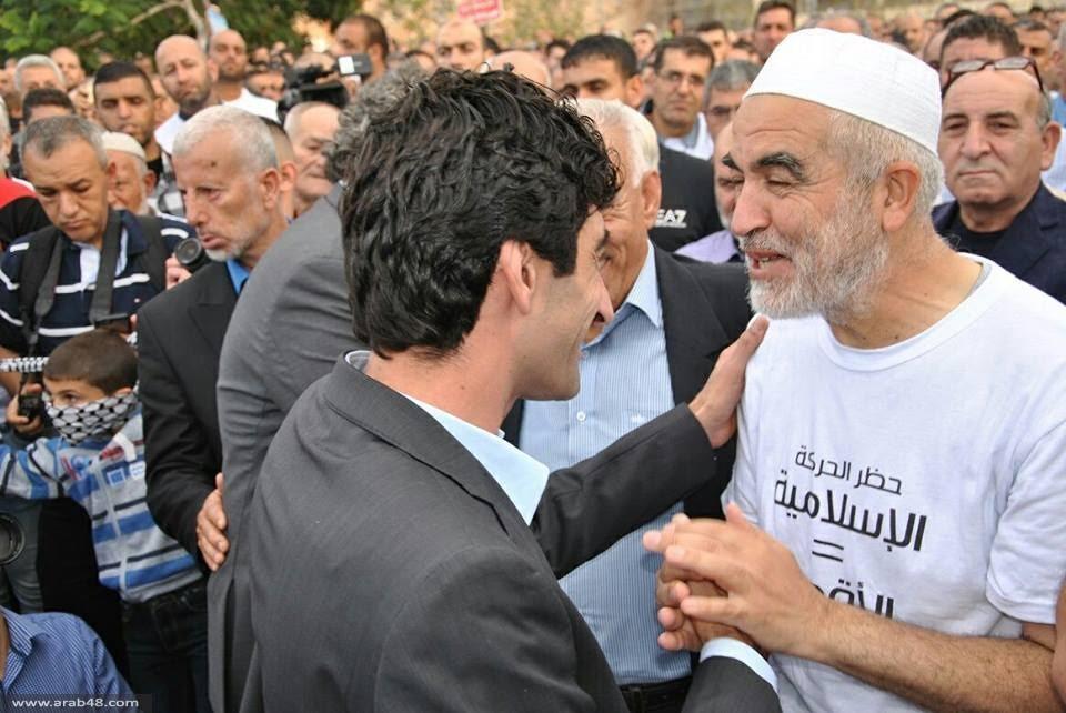 رئيس بلدية باقة: نقف مع الحركة الإسلامية وقيادتها